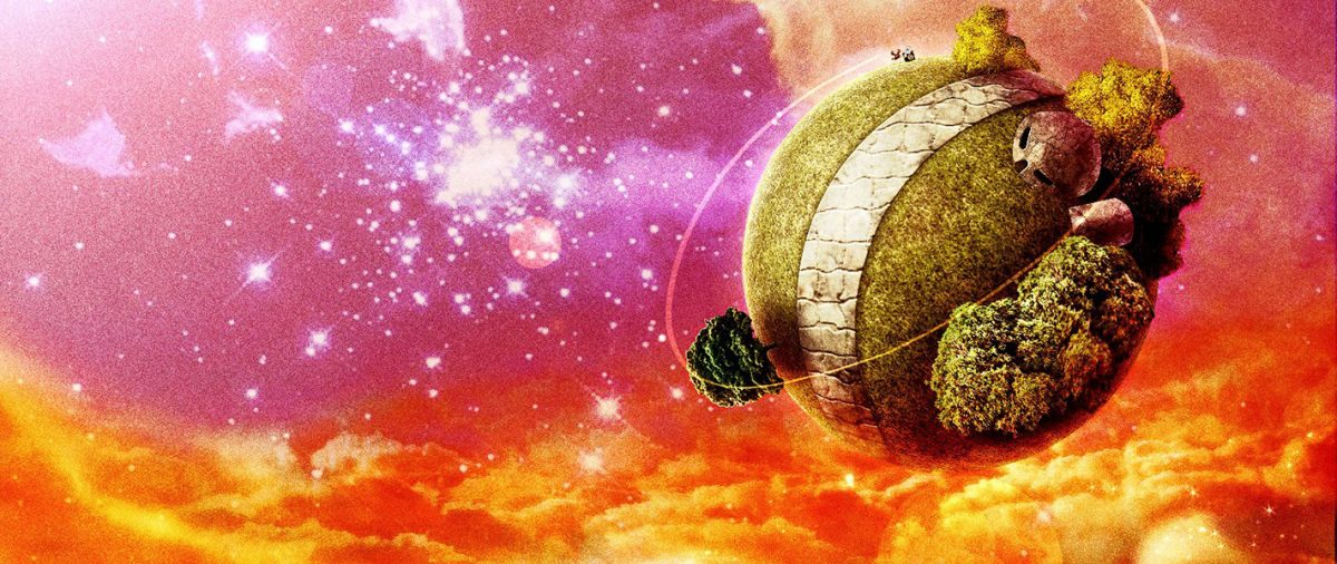 Dragonball Z King Kais planet